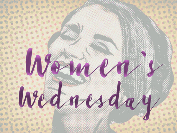 5/4 Women's Wednesday: bara kvinnliga komiker!