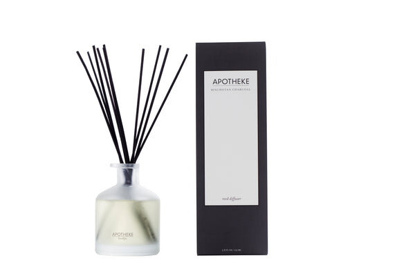 CHARCOAL DIFFUSER 172ml