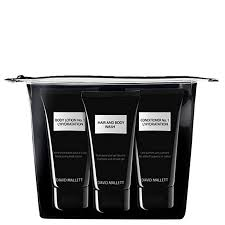 TRAVEL KIT TRIO HAIR&BODY