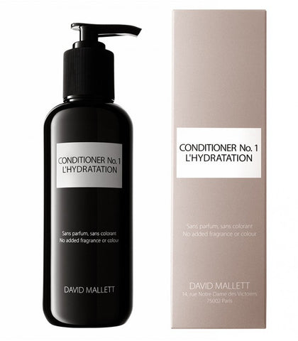 CONDITIONER NO.1: L'HYDRATATION