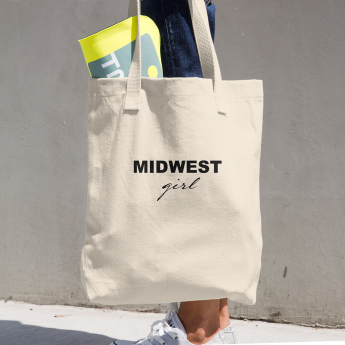 Midwest Girl Tote