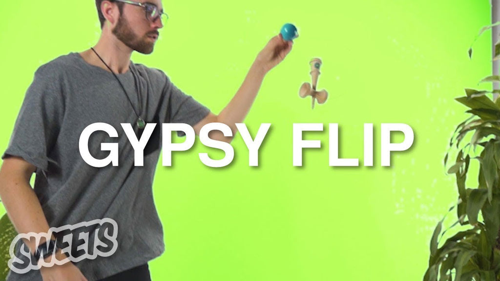 Learn How to Gypsy Flip a Kendama