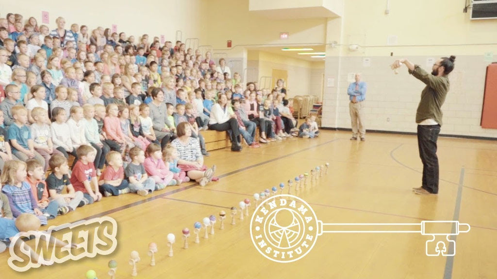 Kendama Institute X Sweets Kendamas : What Does it All Mean