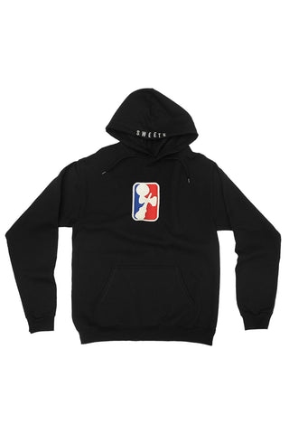Kendama Athletic Logo Hoodie - Black