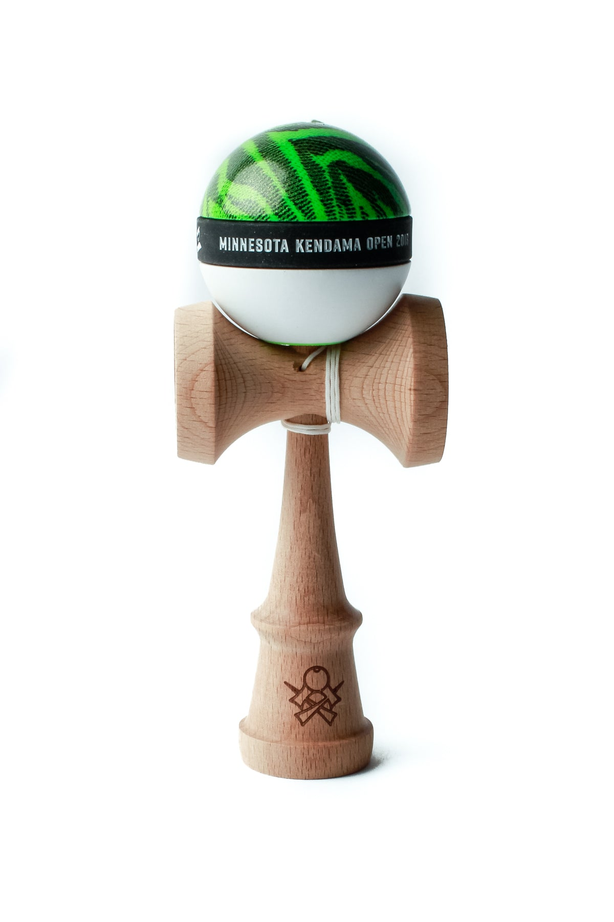 MKO 2018 Kendama - Pro Clear & Cushion Clear