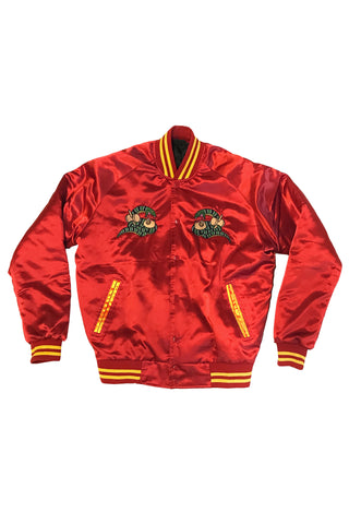 🐍  Sweets League Satin Jacket | RED 🐍