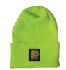 HG Beanie Safety Green