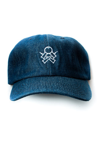 Sweets Dad Hat | Denim