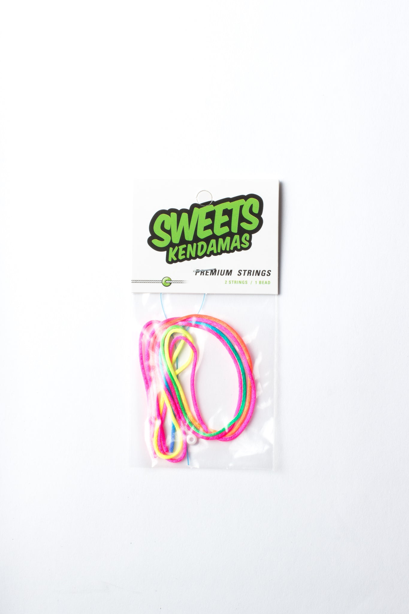 Sweets Premium String Pack (2 Packs) - Pink / Rainbow