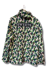 Sweets League Reversible Camo Windbreaker