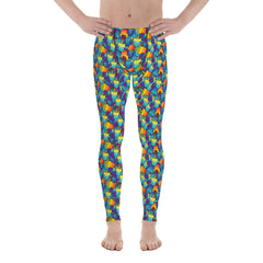 Dama Fade - Men's Leggings