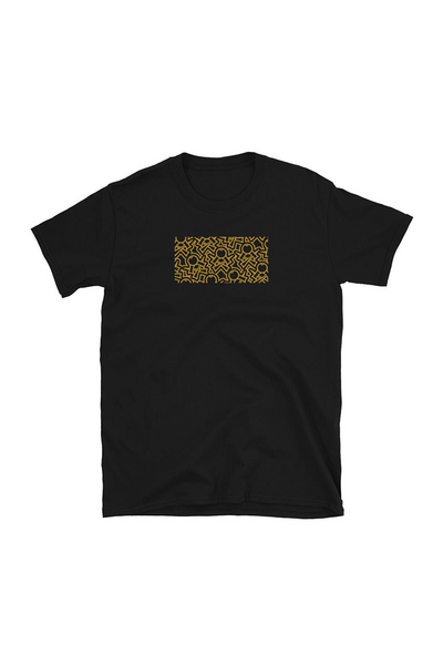 Black&Gold Crosskens Tee