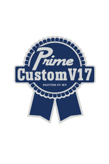 PRIME CUSTOM V17 - Blue Ribbon