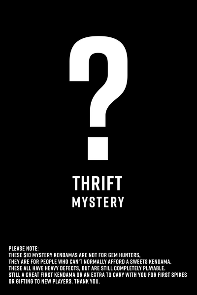 Thrift Mystery