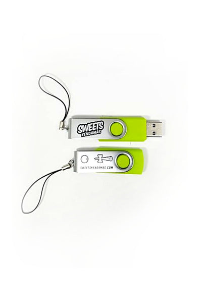 USB FLASH DRIVES - 4G