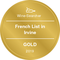 Laguna Cellar Awarded Gold Medal by Wine-Searcher