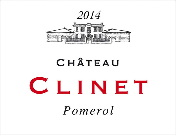 Laguna Cellar featuring Château Clinet, Pomerol, Bordeaux