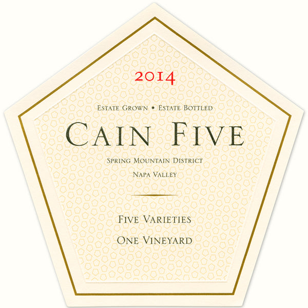 Cain Five 2014
