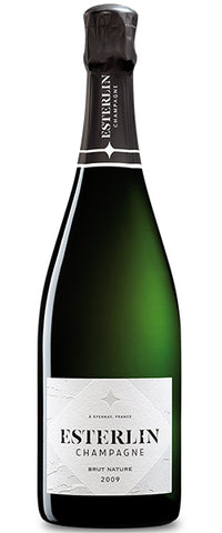 Champagne Esterlin Brut Nature 2009