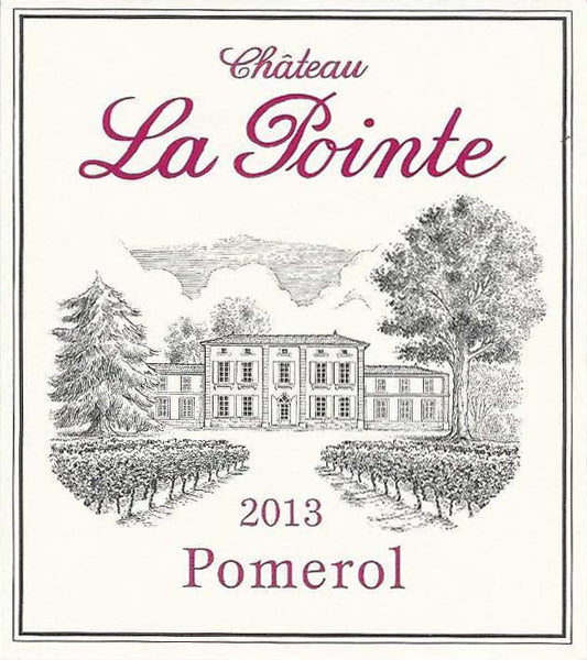 Laguna Cellar featuring Château La Pointe, Pomerol, Bordeaux
