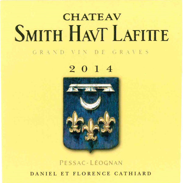 Laguna Cellar featuring Château Smith Haut Lafitte 2014, Pessac-Léognan, Bordeaux