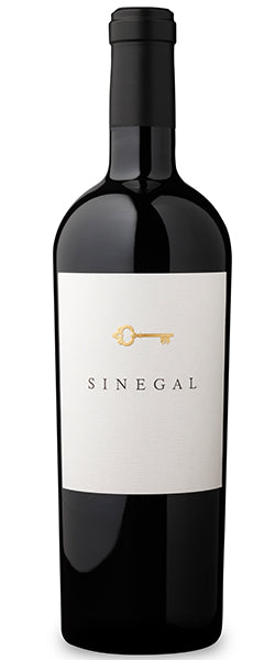 Sinegal Estate Cabernet Sauvignon 2017 - Laguna Cellar