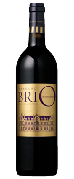 Laguna Cellar featuring BriO de Cantenac Brown, Bordeaux
