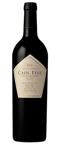 Cain Five 2007