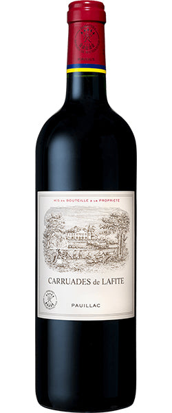Laguna Cellar featuring Carruades de Lafite, Pauillac, France