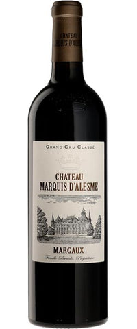 Château Marquis d'Alesme 2016 (In Stock)