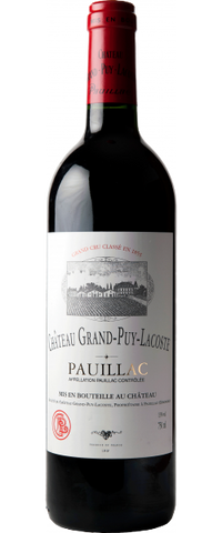Château Grand-Puy Lacoste 2017 [futures]