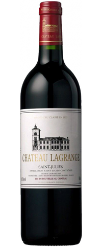 Laguna Cellar featuring Château Lagrange, Saint-Julien, Bordeaux, France