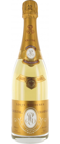 Laguna Cellar featuring Louis Roederer Cristal Champagne