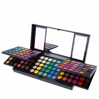 180 Colors Eyeshadow Palette Professional Makeup Set