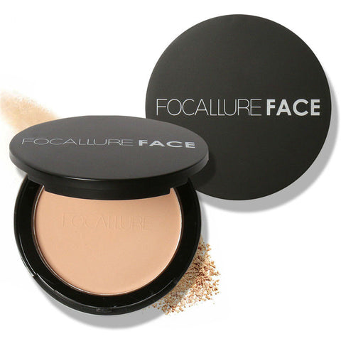 Long Lasting Whitening Pressed Powder