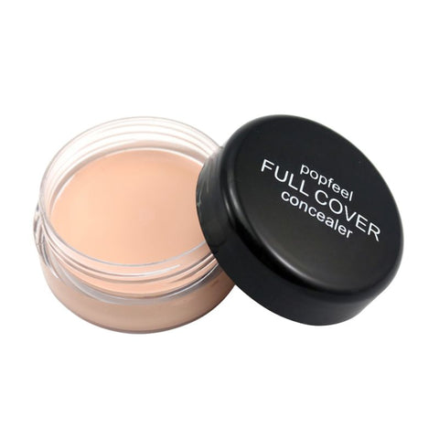 Silky Glossy Full Cover Concealer Cream