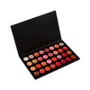 32 Color Moisturizing Lipstick Palette