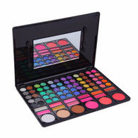 78 Color Eyeshadow Palette With Blusher Contour Powder