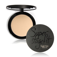 Sugar box Pressed Powder Compact