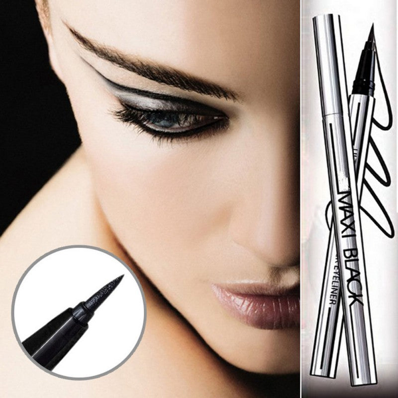 Super Thin Waterproof Black Liquid Eye Liner