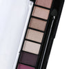 10 Color Earth Tones Matte & Shimmer Eyeshadow Palette