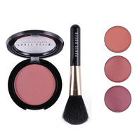 New Mineral Sleek Sculpting Blush With Tapered Brush