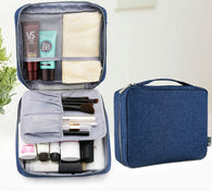 Portable Makeup Bag Travel Organizer