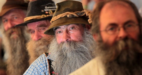The Health Benefits Of Beards And Mustaches