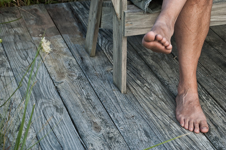 Summer Foot Care Tips For Men