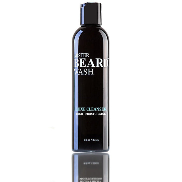 Mister Beard Wash Luxe Cleanser