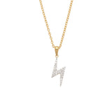 LIGHTNING BOLT NECKLACE