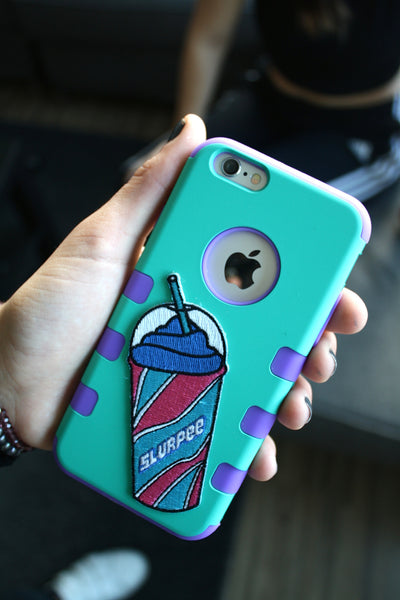 Slurpee Patch Sticker