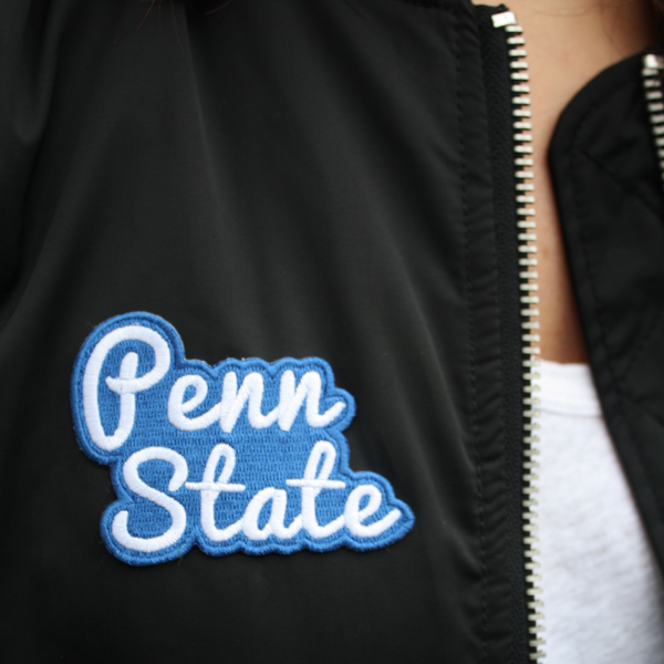 Penn State Patch Sticker