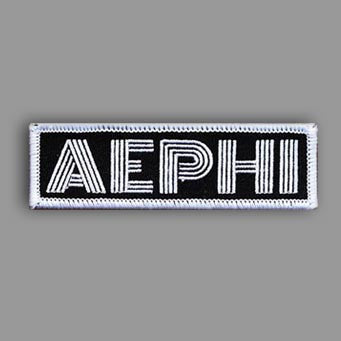 Alpha Epsilon Phi Patch Sticker
